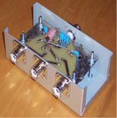 Commutatore d'antenna per HF a controllo remoto IK0VVG